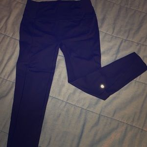 Women's Lululemon Wonder Under leggings